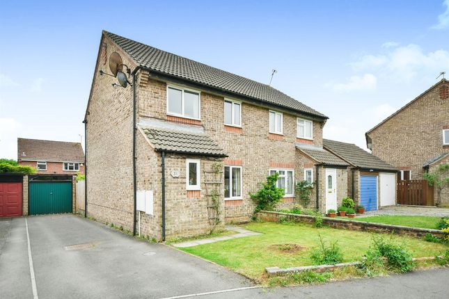 Thumbnail Semi-detached house for sale in Avebury Road, Chippenham