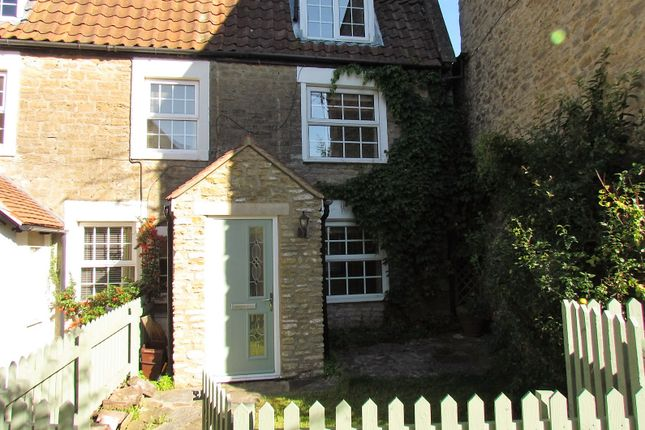 2 bed terraced house to rent in High Street, Rode BA11