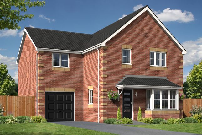 Thumbnail Detached house for sale in Old Mansfield Road, Aston