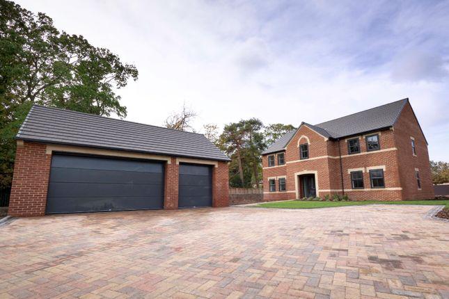 Thumbnail Detached house for sale in Romangate Lodge, 73 Middleton Lane, Middleton