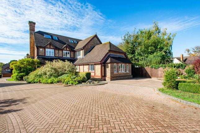 Thumbnail Detached house for sale in Avonstowe Close, Orpington