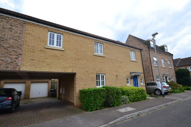 Thumbnail Semi-detached house to rent in Meadow Way, Ely