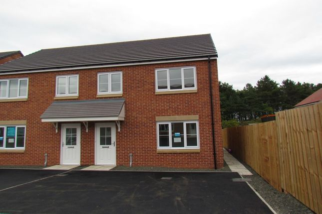 Semi-detached house for sale in Roedeer Court, Wideopen, Newcastle Upon Tyne