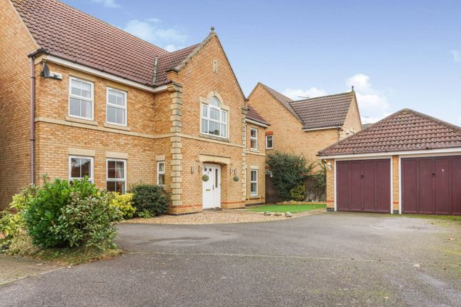 5 bed detached house for sale in Brudenell Close, Rugby CV22