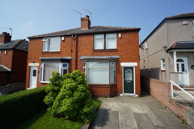 2 bed semi-detached house for sale in Oldfield Avenue, Stannington, Sheffield, South Yorkshire S6