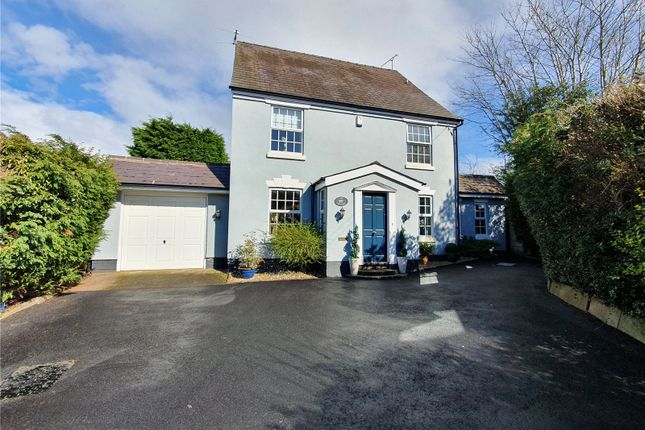 Thumbnail Detached house for sale in Shrubbery Hill, Cookley, Kidderminster