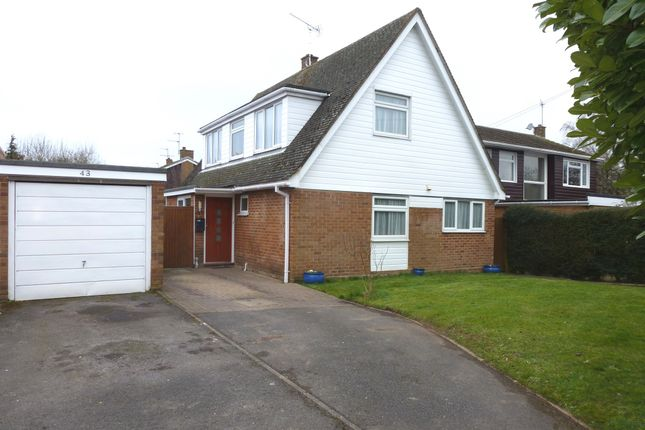 Thumbnail Detached house for sale in Highfield Lane, Maidenhead