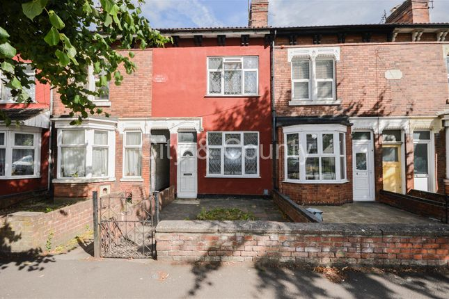 3 bed terraced house for sale in Dogsthorpe Road, Peterborough