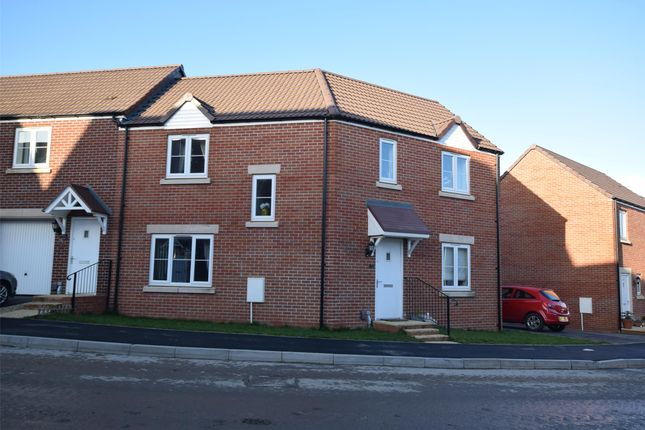 Thumbnail Semi-detached house for sale in The Mead, Keynsham, Bristol