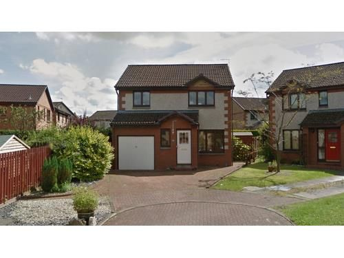 Thumbnail Detached house to rent in Foxknowe Place, Livingston