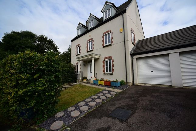 Thumbnail Property for sale in Treffry Road, Truro