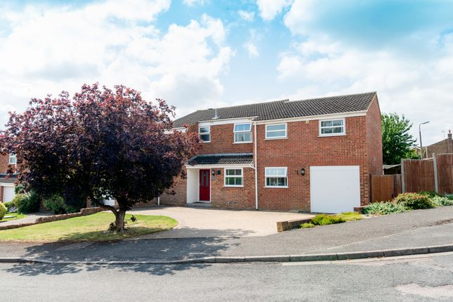 Thumbnail Link-detached house for sale in Cleveland Drive, Leighton Buzzard