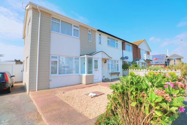 Front View of Deborah Terrace, Central Avenue, Telscombe Cliffs, Peacehaven BN10