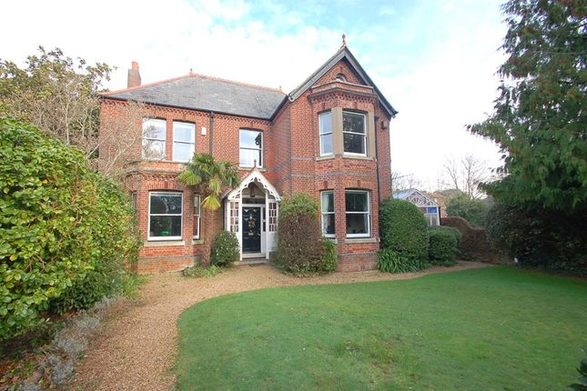 Thumbnail Detached house for sale in Crescent Road, Alverstoke, Gosport