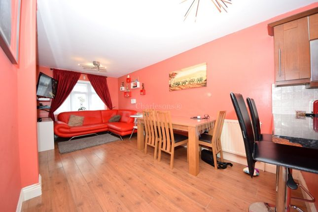 End terrace house to rent in Craven Gardens, Barkingside