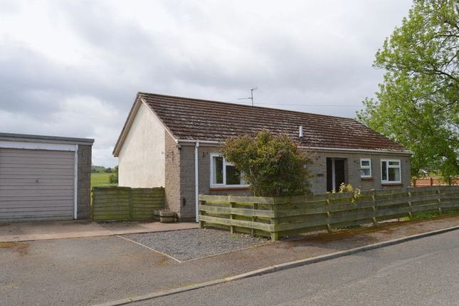 Thumbnail Detached bungalow for sale in Bowsden, Berwick-Upon-Tweed