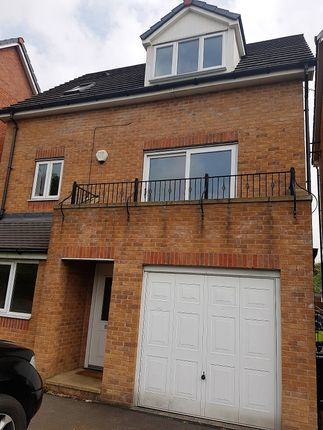 Thumbnail Detached house to rent in Leatham Avenue, Kimberworth, Rotherham