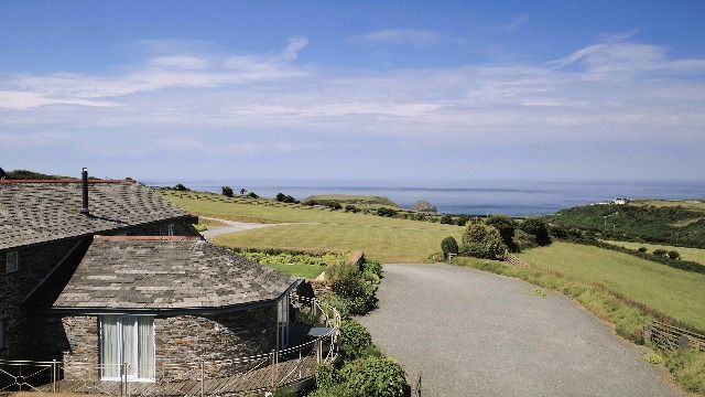 Thumbnail Property for sale in The Milling Barn, Trebarwith Strand, Port Isaac