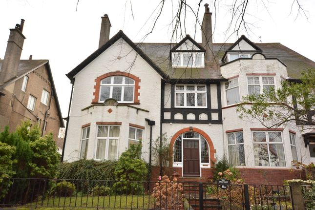 Thumbnail Flat for sale in Langcliffe Avenue, Harrogate, North Yorkshire