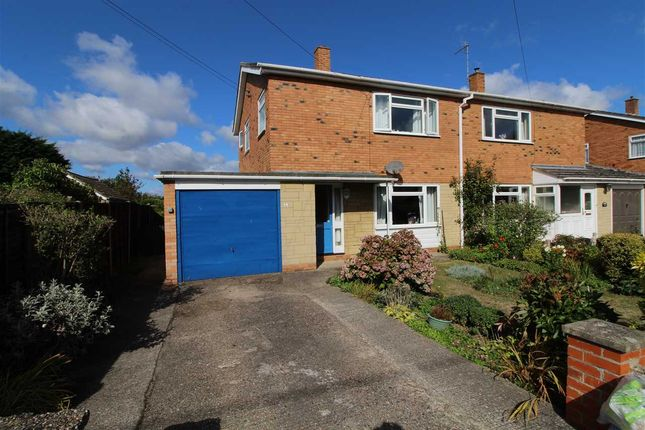 Thumbnail Semi-detached house for sale in St. Margarets Cross, Wick Road, Langham, Colchester