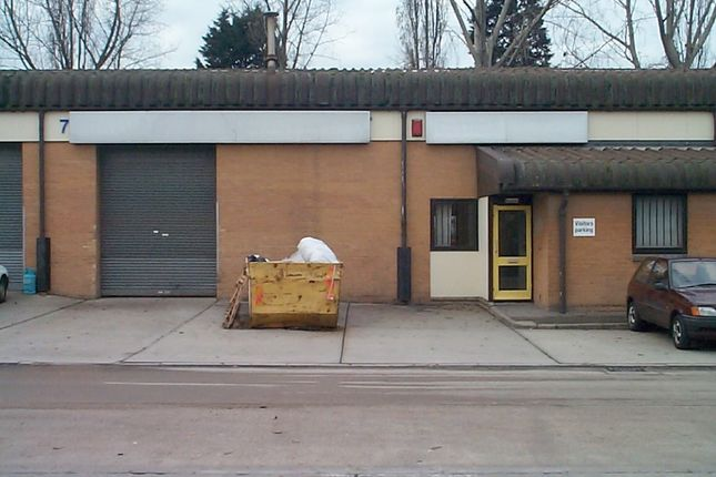 Thumbnail Warehouse for sale in Swinborne Court, Basildon
