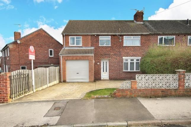 Thumbnail End terrace house for sale in Blackthorn Avenue, Bramley, Rotherham, South Yorkshire