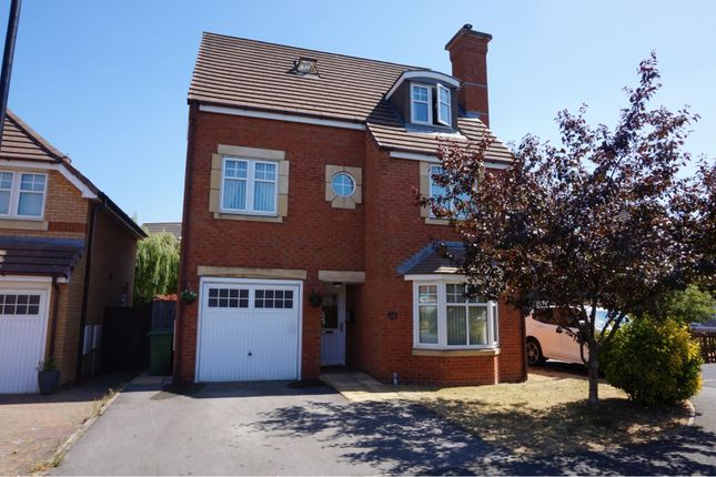 5 bedroom detached house for sale in Glamis Close, Prenton