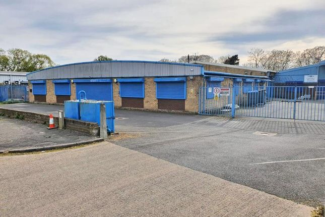 Thumbnail Light industrial for sale in Rotterdam Road, Sutton Fields, Hull