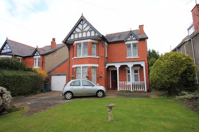 Thumbnail Detached house for sale in Kings Road, Rhos On Sea, Colwyn Bay