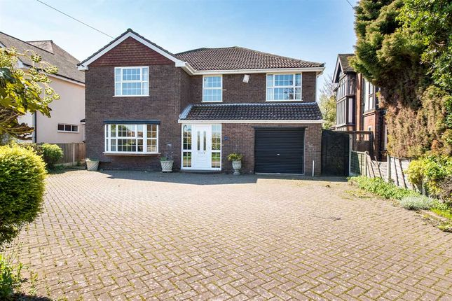 Thumbnail Detached house for sale in Gore Court Road, Sittingbourne