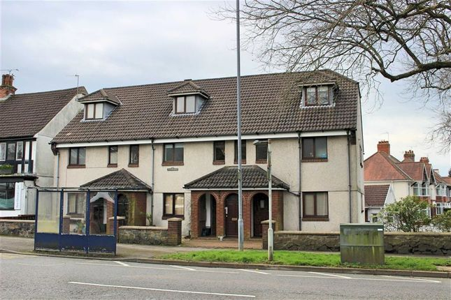 Thumbnail Flat for sale in Glanmor Road, Sketty, Swansea