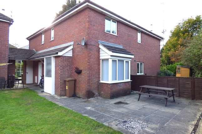 Thumbnail End terrace house for sale in Moorland Gardens, Plympton, Plymouth