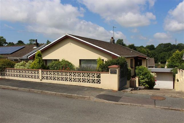 Thumbnail Detached bungalow for sale in Phillips Walk, Mastlebridge, Milford Haven