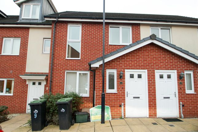 Thumbnail Town house to rent in Bewley Court, Kiln View, Johnsons Wharf, Stoke-On-Trent