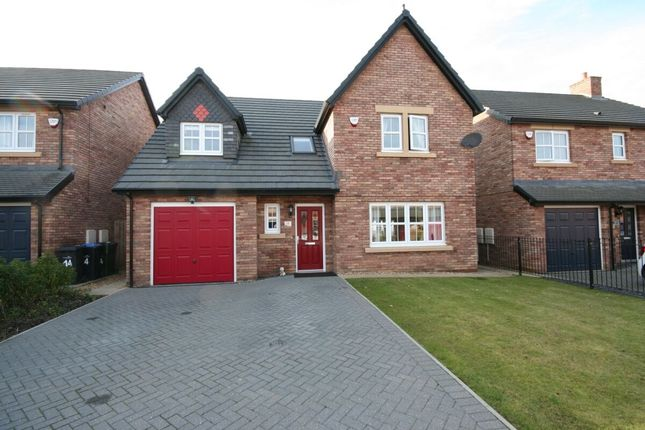 Thumbnail Detached house for sale in Jocelyn Way, Brookfield, Middlesbrough