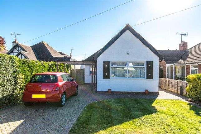 Thumbnail Detached bungalow for sale in North Avenue, Goring By Sea