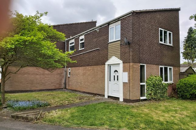 Thumbnail Semi-detached house for sale in Ryefield, Wolverhampton, West Midlands