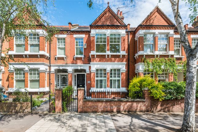Thumbnail Terraced house to rent in Wavendon Avenue, Chiswick, London
