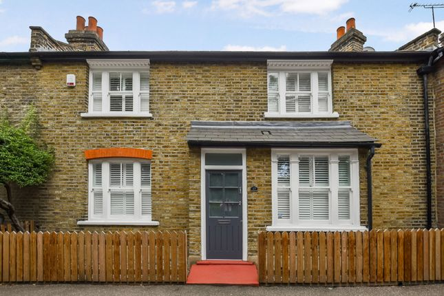 Thumbnail Terraced house for sale in Woodbine Place, London