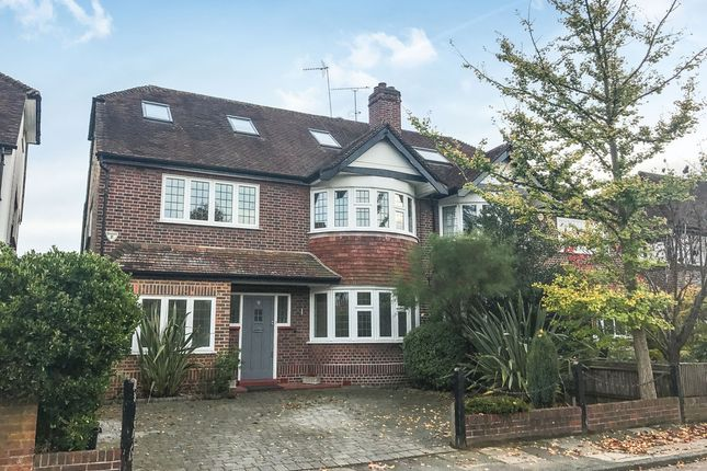 Thumbnail Semi-detached house to rent in Ashley Gardens, Ham, Richmond