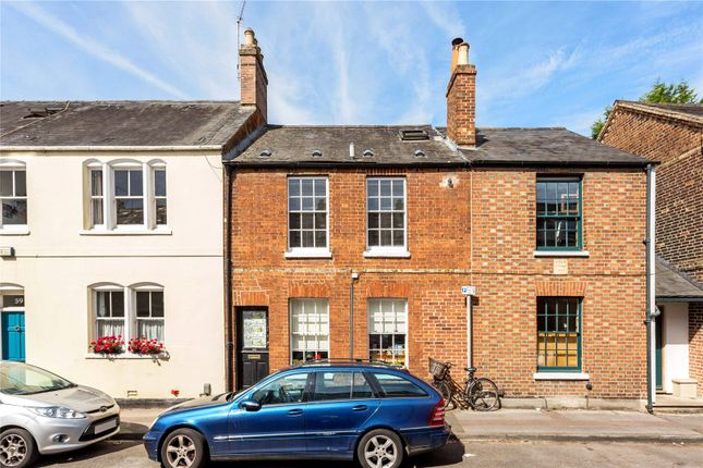 3 bed terraced house for sale in West Street, Osney Island, Oxford