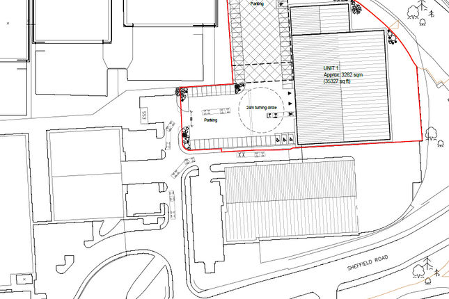 Thumbnail Industrial to let in Temple Road, Rotherham, South Yorkshire, 1Fg