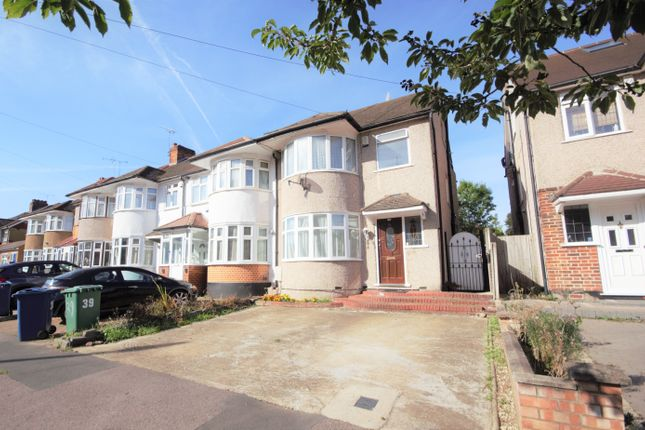 Thumbnail End terrace house to rent in Durley Avenue, Pinner