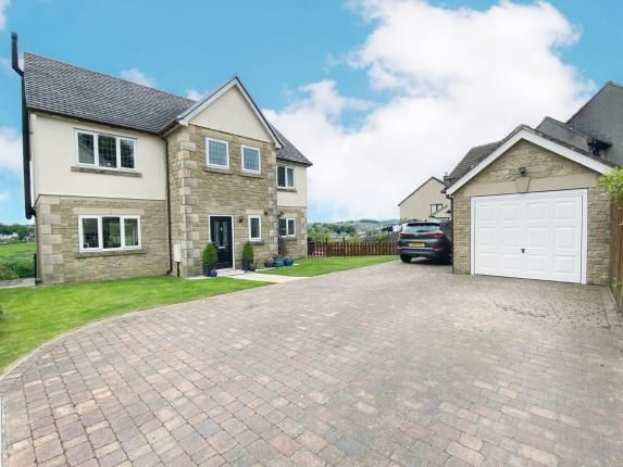 Thumbnail Detached house for sale in Brown Edge Close, Buxton, Derbyshire