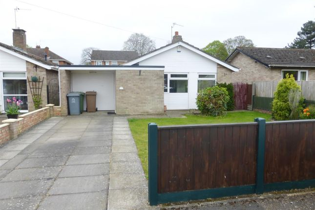 Thumbnail Bungalow to rent in Firtree Road, Norwich