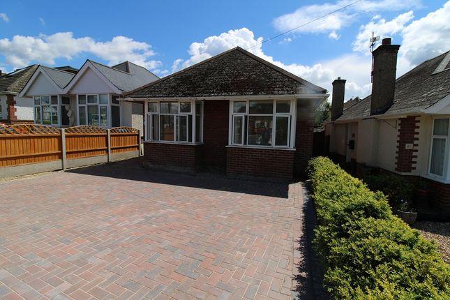 Thumbnail Detached bungalow to rent in Maldon Road, Woolston, Southampton