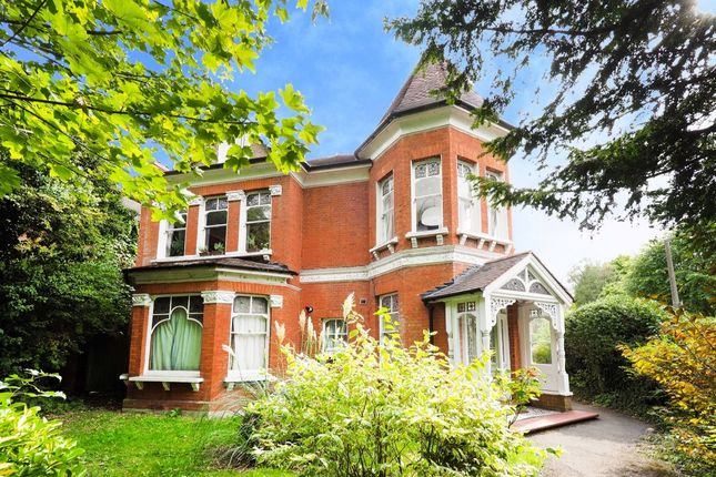 Thumbnail Flat for sale in Cheam Road, Sutton