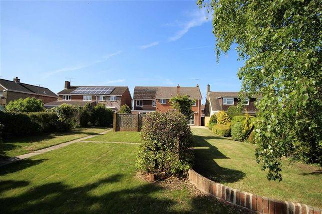 Thumbnail Detached house for sale in Sandringham Road, Lawn, Swindon
