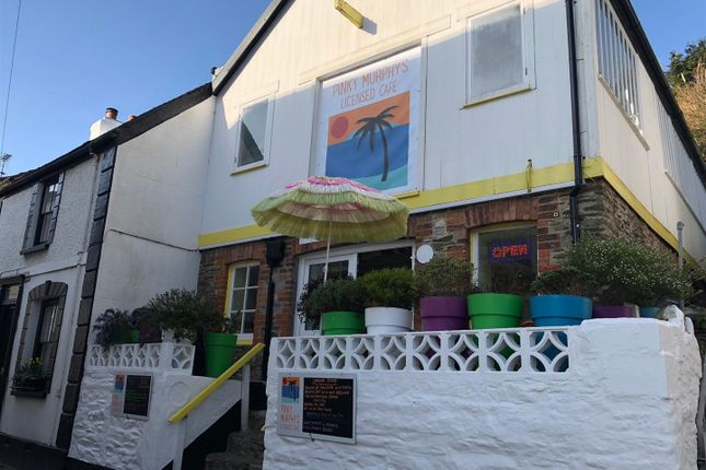 Thumbnail Commercial property for sale in North Street, Fowey