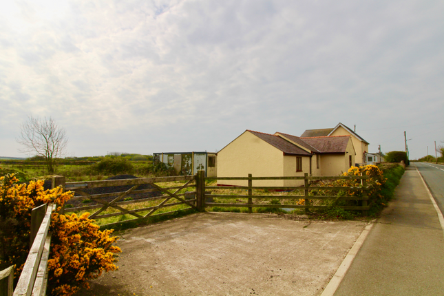 Thumbnail Detached house for sale in Bodedern, Holyhead